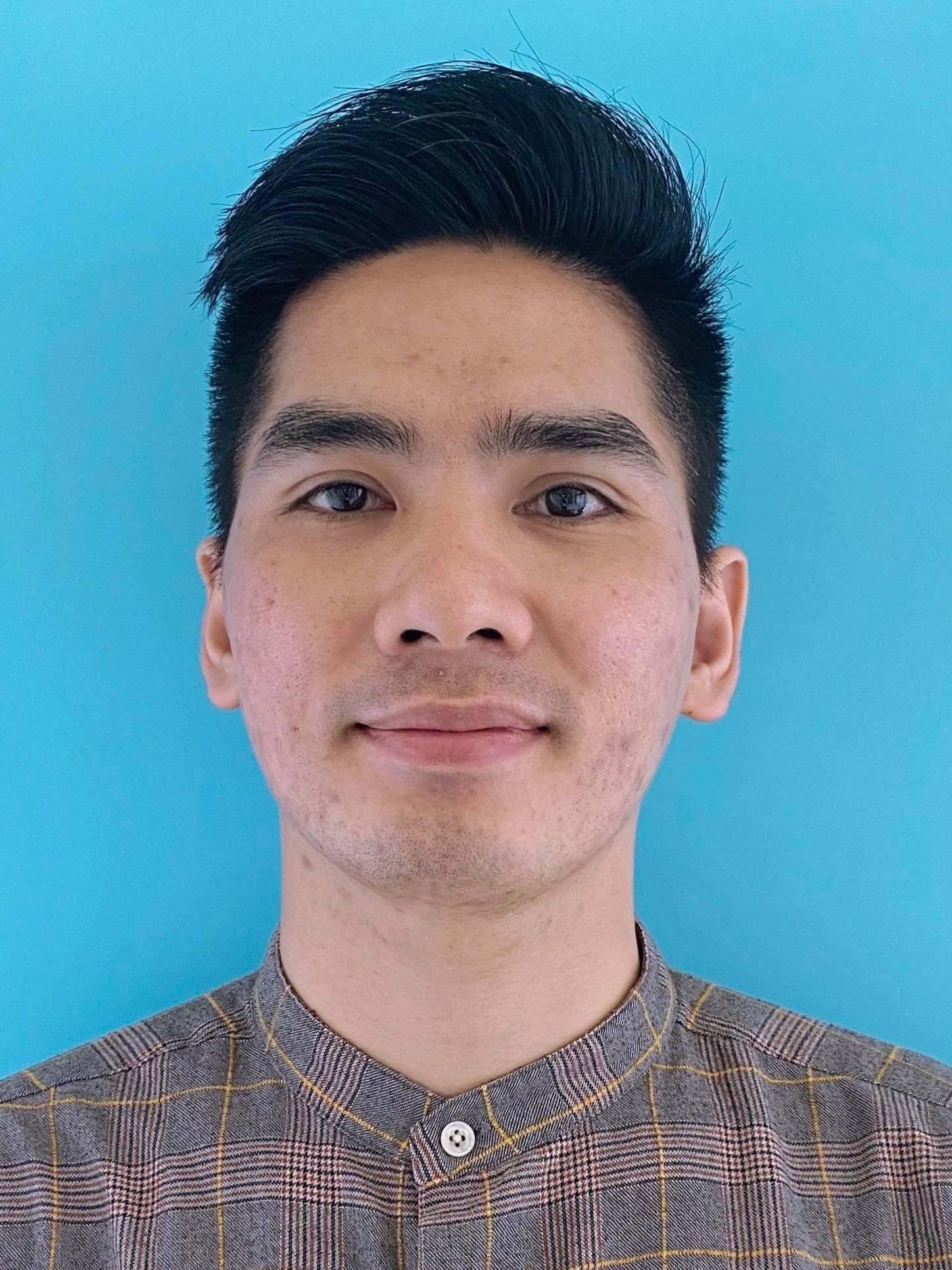 DO DINH KHANH 顔写真